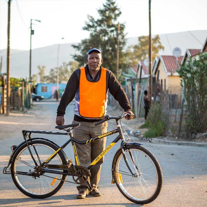 Qhubeka moves people forward with bicycles. Nederburg is behind the international team that rides for them: Team Dimension Data. This is one of 6 films celebrating this collaboration.
